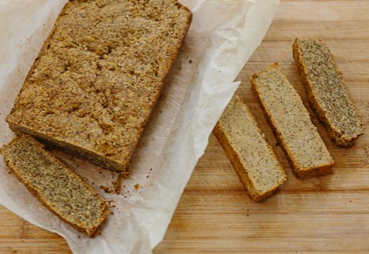Almond & Emmer Wheat Bread