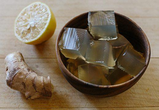 Lemon & Ginger Jelly