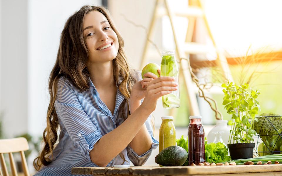 Organic-on-a-budget