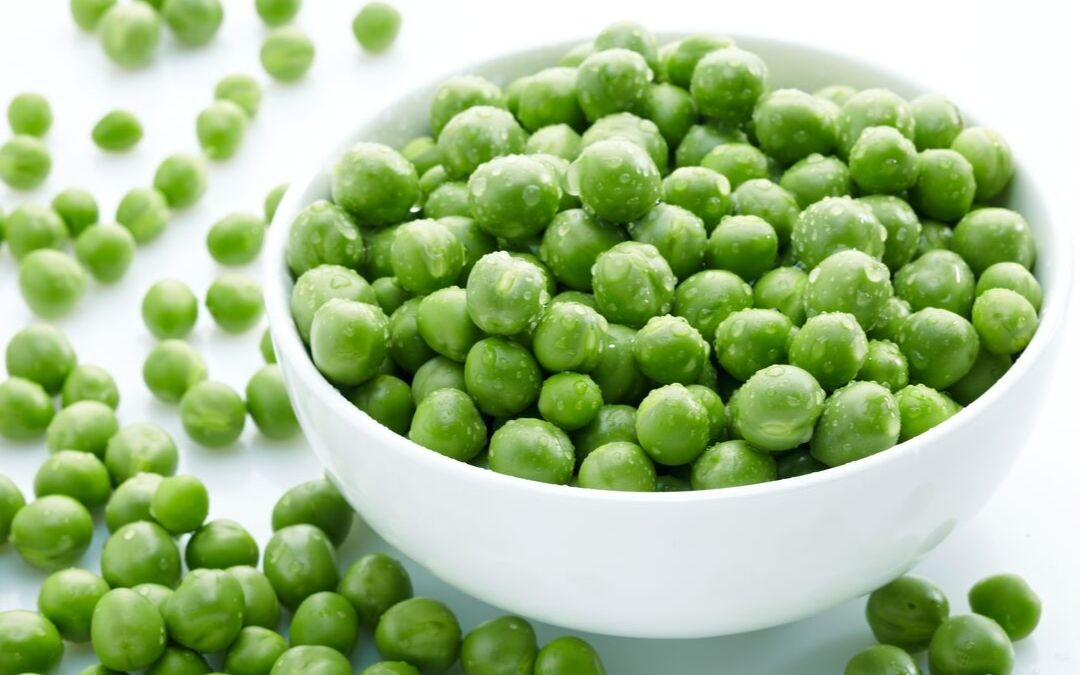 Peas and Qs – Why is There Green Food Dye in Our Peas?