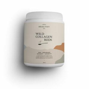 Wild Collagen Reds Tub