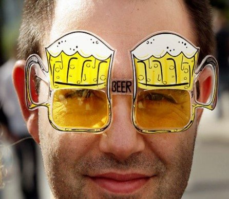Beer Goggles.