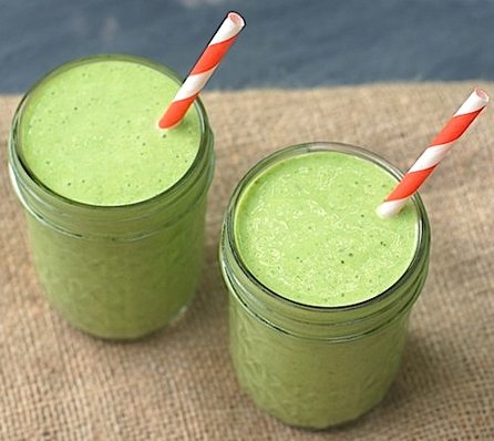Perfect Ingredients to Make Your Green Smoothy