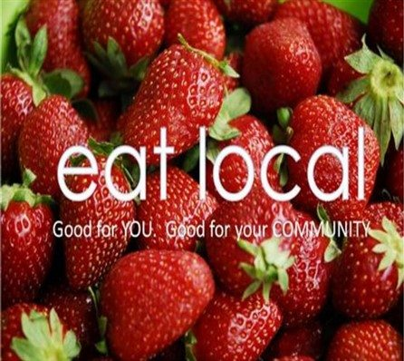 Buy local for better health and a stronger community.