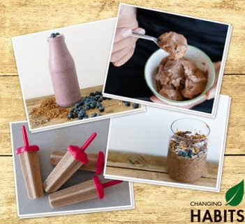 Top 10 ways to use Cacao Quick Hunger Fix