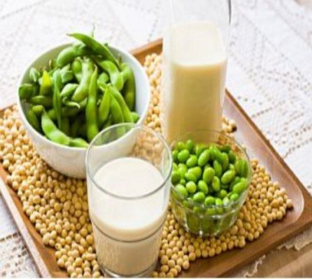 Soy has negative health effects.