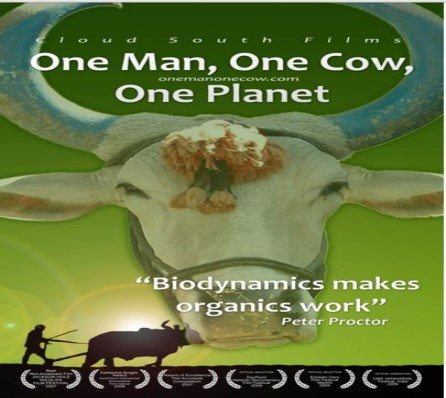 Movie of the Month – One Man, One Cow, One Planet.
