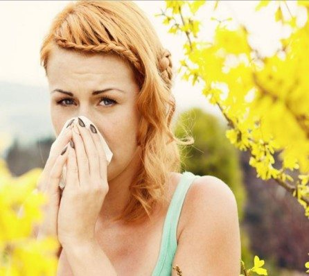 Allergies Increase 10 Fold in 10 Years