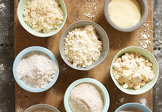 All Purpose Gluten Free Flour Mix | Changing Habits