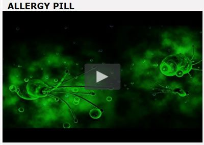 Allergy Pill video cover from ABC Catalyst program