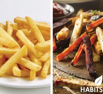 35  healthy versions of your favourite foods
