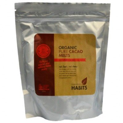 Changing Habits Cacao Melts - 500g